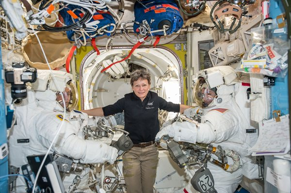 Astronaut Peggy Whitson gets an extra three months in orbit
