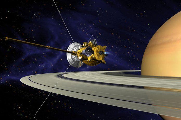 Cassini's Grand Finale Orbits Set to Begin (Video)