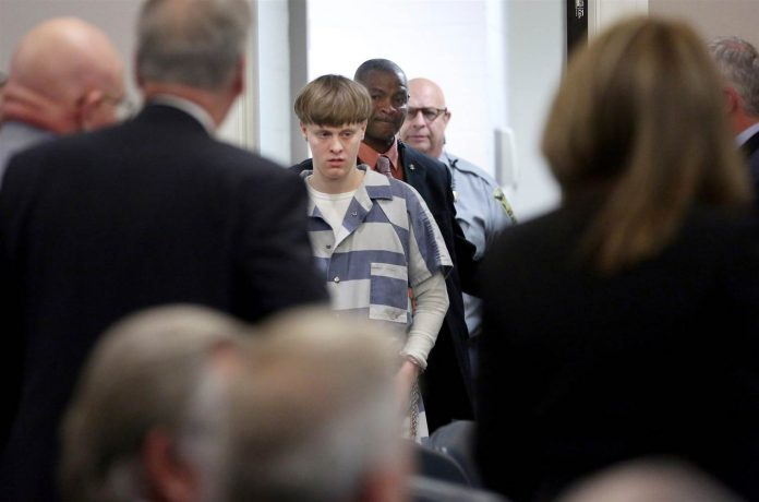 Dylann Roof Now On Federal Death Row In Terre Haute