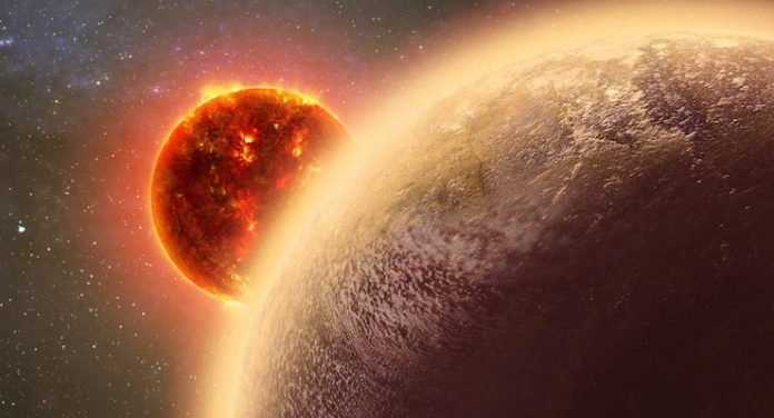 Scientists Discover GJ 1132b Planet With Earth-like Atmosphere