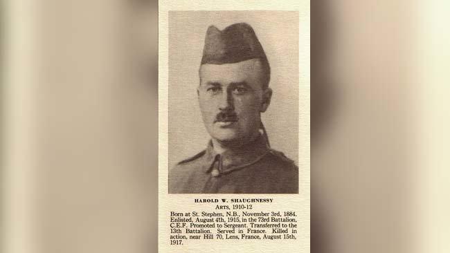 Canadian First World War soldier's remains found near village in France