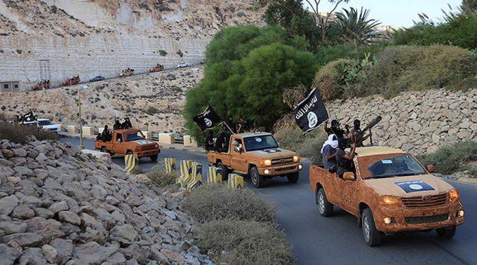 US Coalition Bombed ISIS Convoy Heading From Qalamoun (Details)