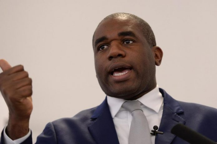 David Lammy: Review of UK Prison System Shows Racial Bias in Sentencing