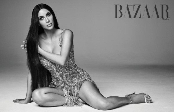 Kim Kardashian On Donald Trump: My daughter would be better than president