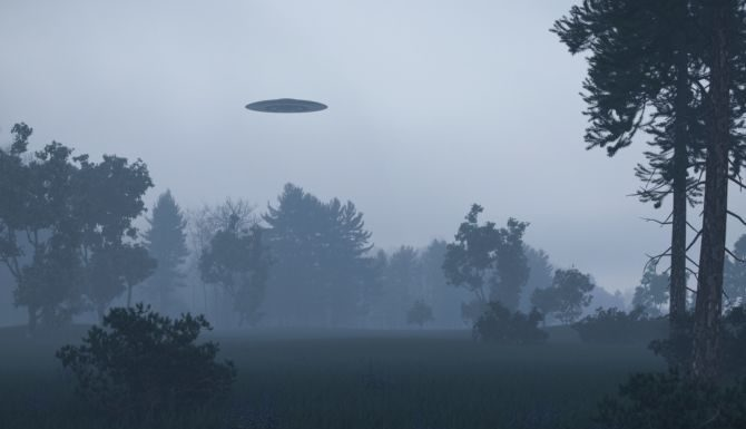 Interactive map reveals the locations of UFO sightings