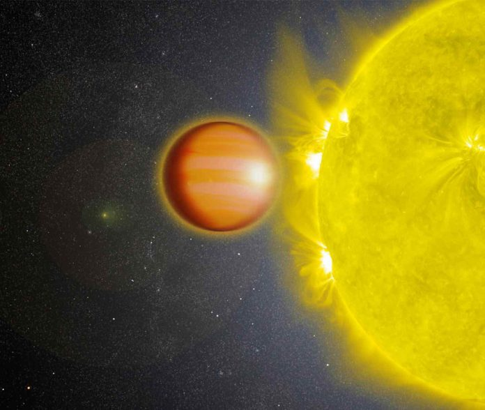 Researchers discover 'Hot Jupiter' with deadly stratosphere