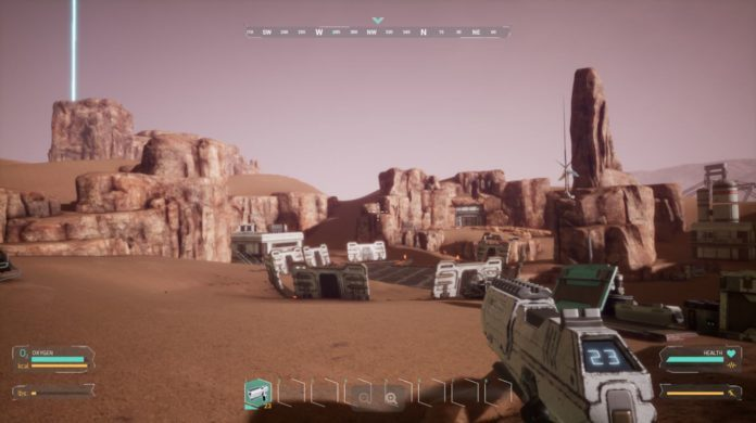 MEMORIES OF MARS – So what is this game all about?