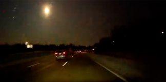 Meteor fireball lights up sky across Michigan (Video)