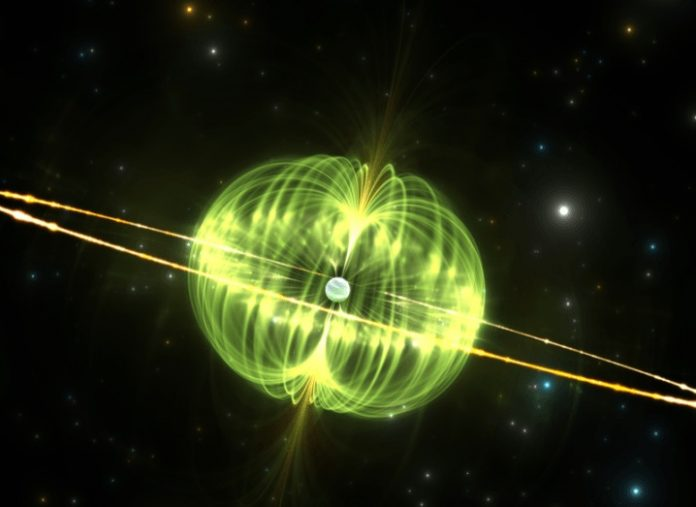 Research: This Neutron Star Merger is Glowing in a Seriously Weird Way