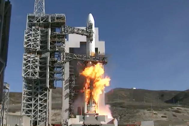 Video: ULA Successfully Launches NROL-47 Mission