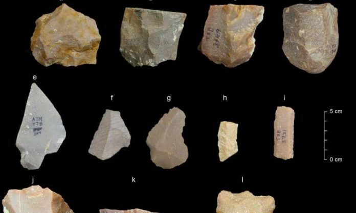 Ancient tools in India suggest earlier human exit from Africa