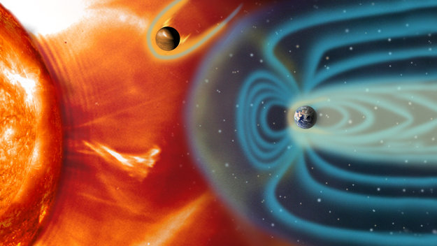 Research: Leaky atmosphere linked to lightweight planet