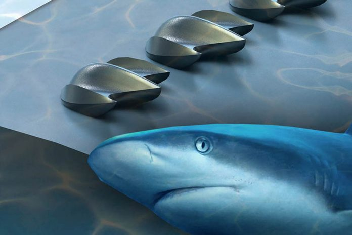 Sharks can inspire plane redesign, says new research