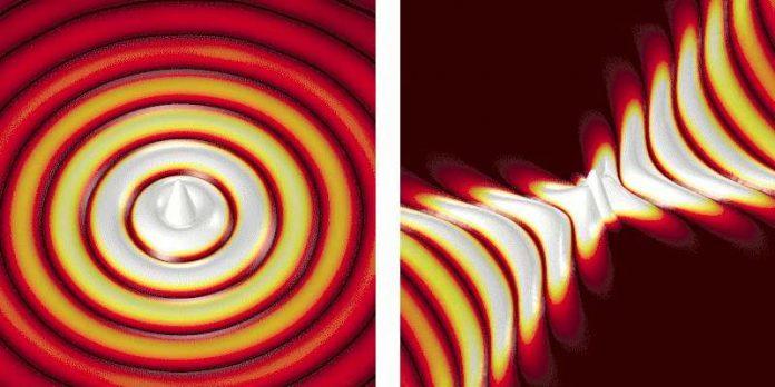 Spanish scientists turn light upside down