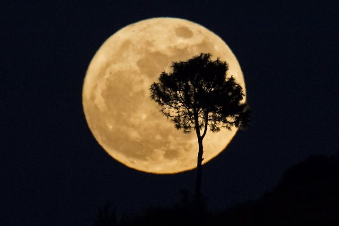 When is the next supermoon 2018?