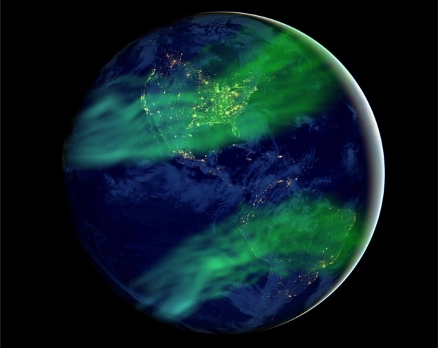 Earth's Magnetic Field Gets Weaker Every Now and Then, says new research