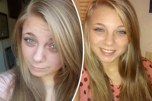 Kaylee Muthart, 20, reveals why she clawed out her own eyes