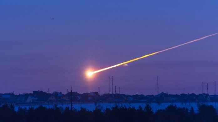 Minivan-Sized Meteor Fireball Stuns Washington State (Video)