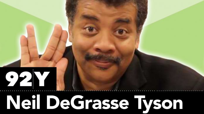 Neil deGrasse Tyson Proves the Earth is Round (Watch)