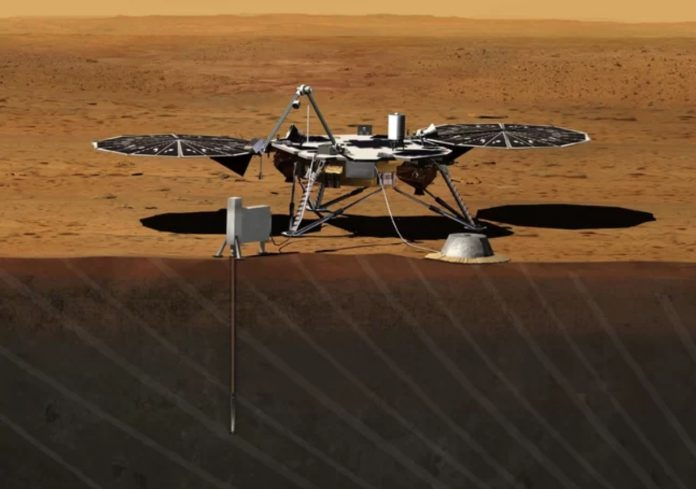 Report: NASA InSight Mission to Mars Arrives at Launch Site