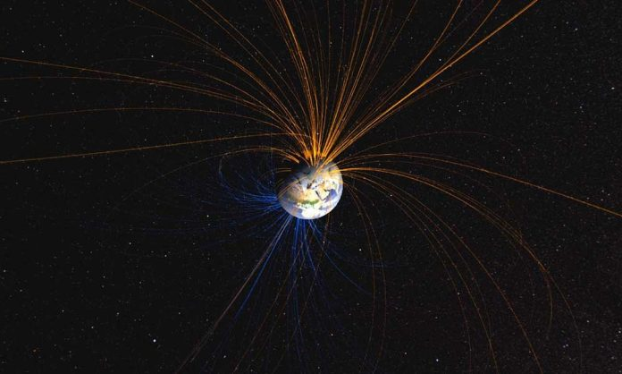 Study: Earth's Magnetic Field is Weakening