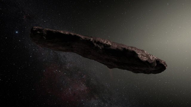 Study: Interstellar asteroid likely came from 2-star system