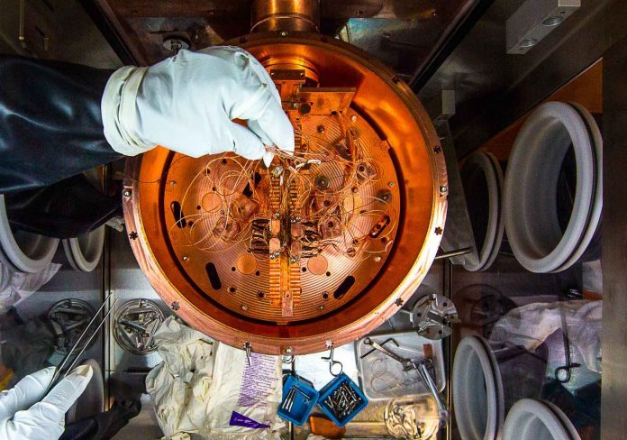 Study: Underground neutrino experiment sets the stage for deep discovery about matter