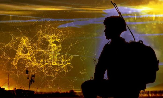 Artificial intelligence could help soldiers learn faster in combat