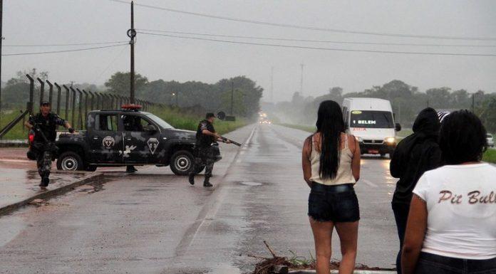 Brazil Prison Break Attempt leaves twenty dead, officials