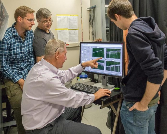 Laser-based instrumentation for detection of chemical warfare