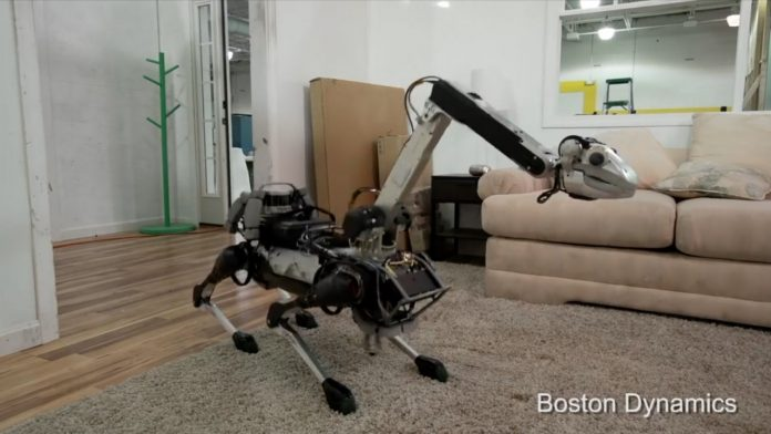 Boston Dynamics to Finally Sell Dog Robot, Report