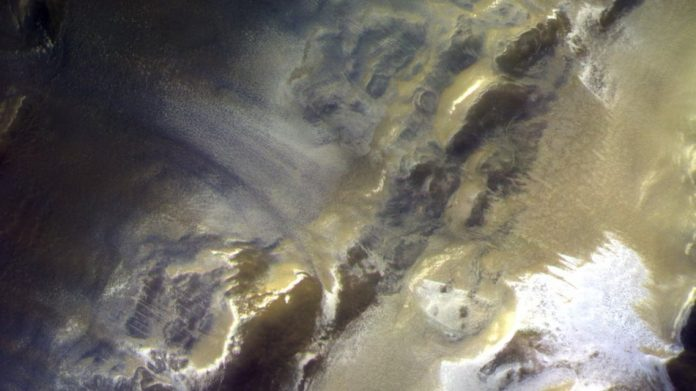 ExoMars' First Images From Orbit Are Absolutely Surreal