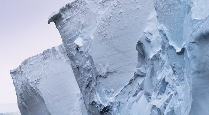 Antarctica lost three trillion tonnes of ice in blink of an eye