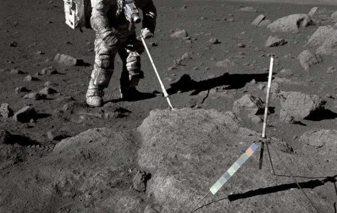 Researchers solve lunar mystery with aid of missing moon tapes