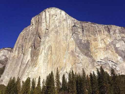 Yosemite National Park: 2 climbers killed in fall from El Capitan