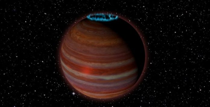 Scientists discover a free-range planet with incredible magnetism