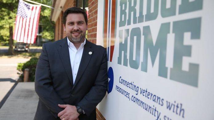 Blake Bourne veterans Bridge Home links former military