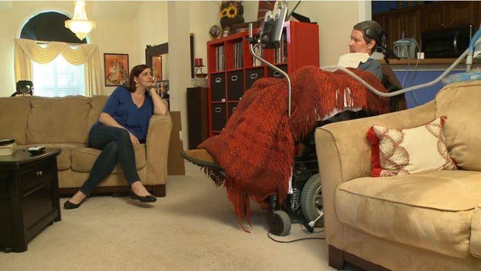 Brian Parker Atlanta Musician defies ALS