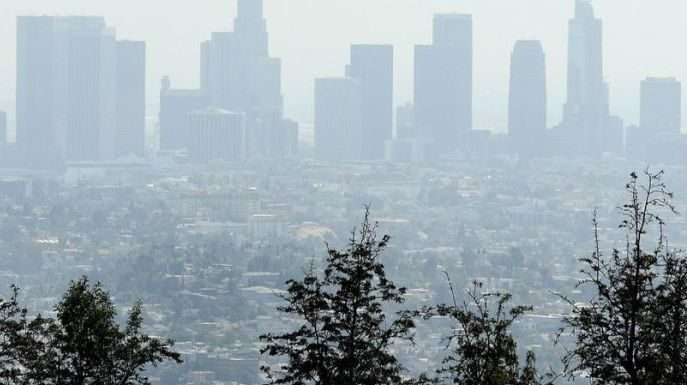 Southern California: Smog Standards for 87 Consecutive Days