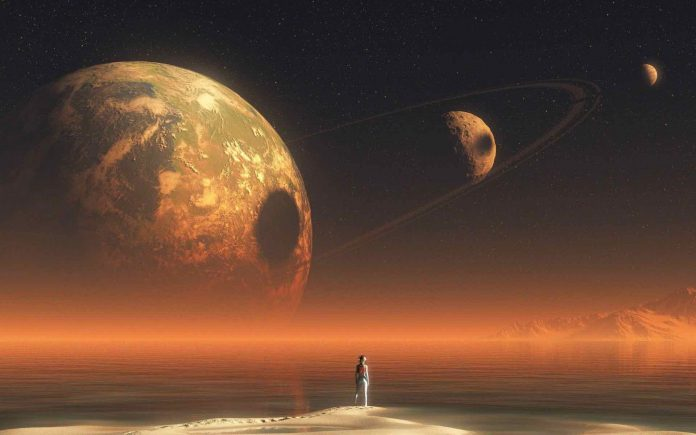Study: Scientists Search For The Bright Lights Of An Alien World