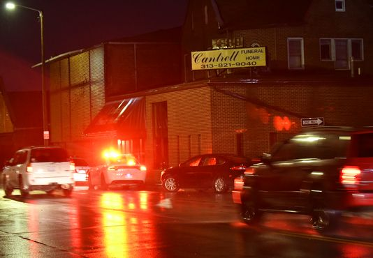 Detroit: 11 infant bodies found in ceiling of former funeral home
