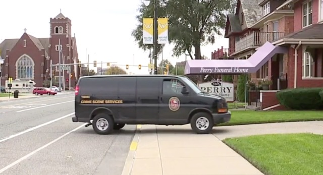 Detroit funeral home: infant remains of fetuses removed