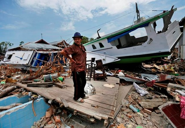French rescue team in Indonesia: SIX DAYS after quake struck