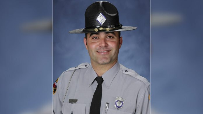 North Carolina trooper killed during traffic stop, suspect in custody