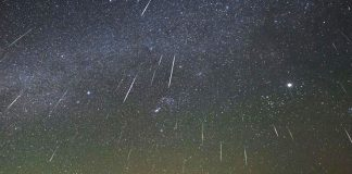 Orionids meteor shower peaking: what time will the meteor shower peak?