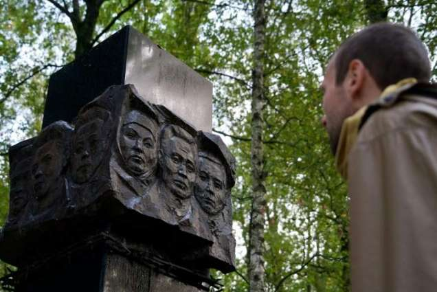 Russians Stalin-era graves: Remains of thousands shot by police