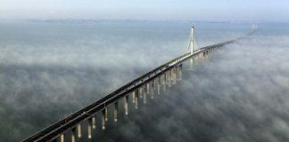 World's Longest Sea-Crossing Bridge Opens (Photo)