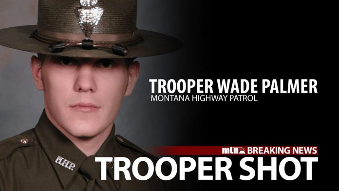 Montana road rage: MHP trooper shot near Evaro airlifted to SLC