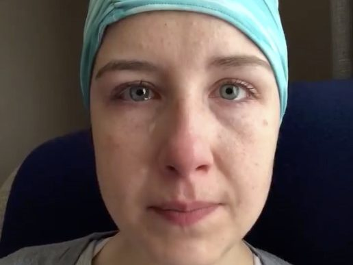 Frustrated cancer patient's viral video 'heartbreaking,' doctors group says
