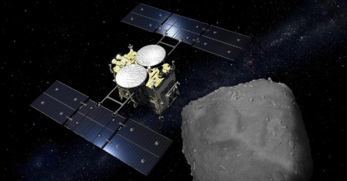 Report: Hayabusa2 spacecraft successfully 'bombs' asteroid